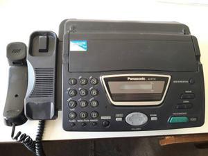 Telefono fax panasonic kx -ft72