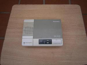 Contestador telefonico panasonic modelo ktt1000