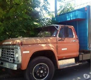 Vendo o permuto ford 6000
