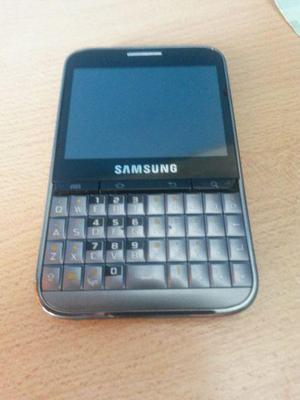 Celular samsung galaxy pro b7510l. teclado. pantalla touch