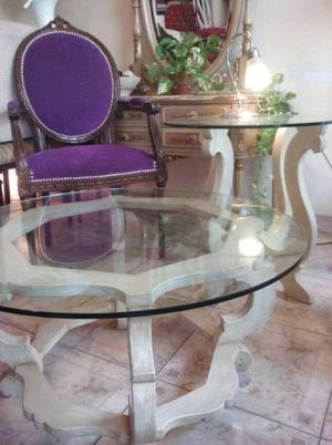 Mesa alta y mesa baja $ 2000 c/una