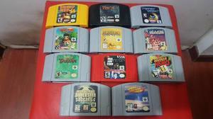 Pack De Juegos Nintendo 64 En Argentina Ofertas Enero Clasf