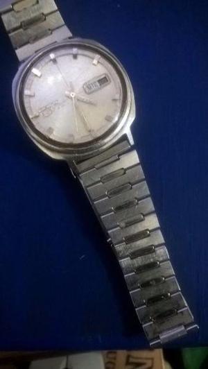Seiko 5 actus 7019-8010 automático original pulsera