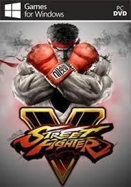 Street fighter v pc juego físico