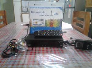Decodificador tda (televisión digital avierta)