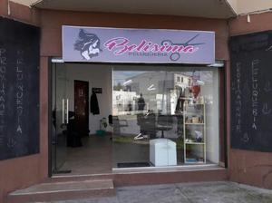Fondo de comercio peluqueria 22y34