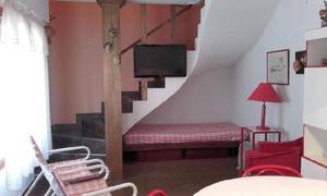 Propietaria alq. comodo y confortable duplex a 150 mts. del
