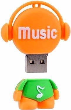 Pendrives 16gb cargados con 8g música o video consultar !!