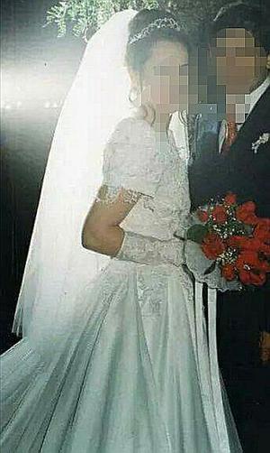 Vendo vestido de novia completo