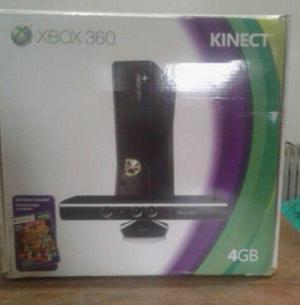 Xbox 360 kinetic 2 joystick 84 juegos (sólo tres