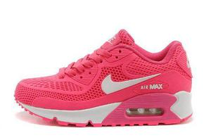 zapatillas air max rosas