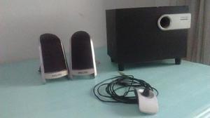 Sistema de sonido para pc philips spa2300