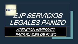 Abogados - ejp servicios legales panizo - atención