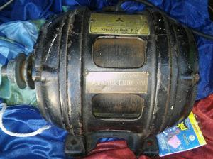 Motor trifasico y 1/2 hp japones 220/380 v