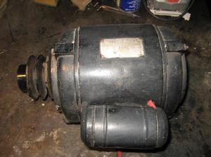Motor eléctrico de 1/3 hp monofasico 1450 rpm motormech
