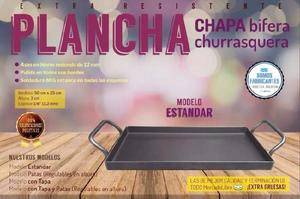 Planchaeta plancha bifera churrasquera chapa para 2
