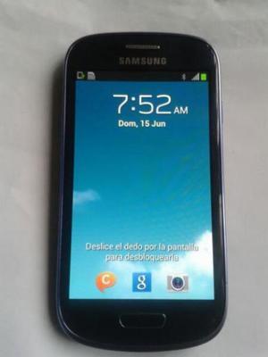 Vendo samsung s3 mini.libre.8gb.5 megapix flash.oportunidad