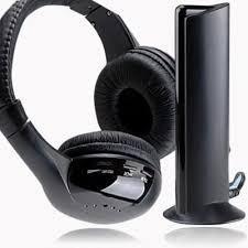 Auricular inalámbrico apto tv pc tablet equipo audio