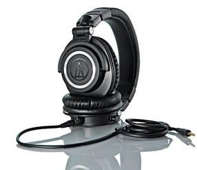 Auriculares profesionales audio technica ath-m50x