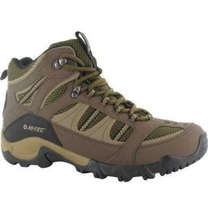 Botas hi tec bryce ii trekking montaña impermeable hombre