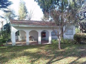Casa quinta barrio las acacias
