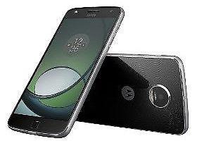 Motorola moto z play 32gb 3gb ram 16 mpx huellas efectivo