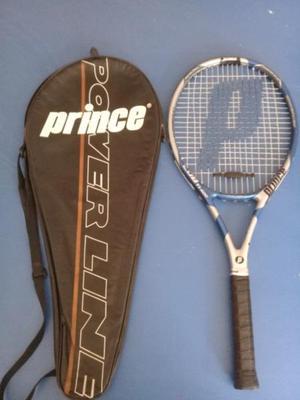 Vendo raqueta de tenis prince