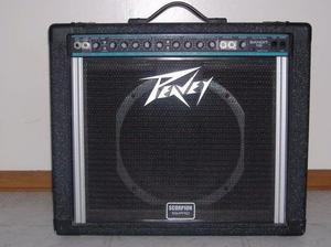 Amplificador de guitarra peavey bandit 112.usa.