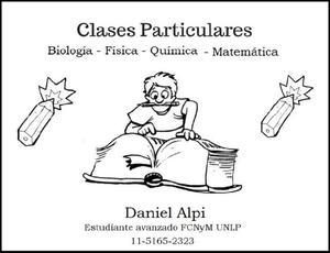Clases particulares de biología - química - física -