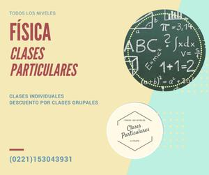 Clases particulares física