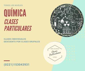 Clases particulares química