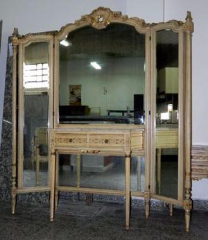 Dormitorio francés - tocador
