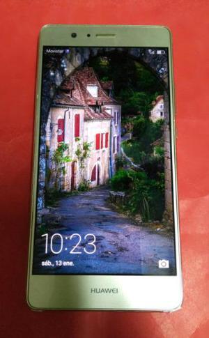 Huawei p9 lite libre dorado