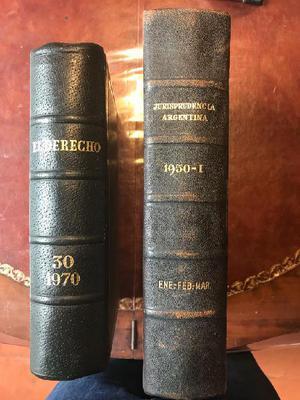 Libros usados de derecho. 111 ejemplares