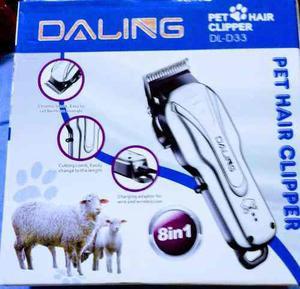 Maquina de cortar pelo para mascotas portatil envio gratis
