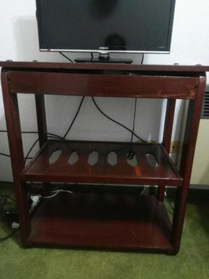Mesa para televisor