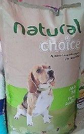 Natural choice adultos 20 kg– delko alimentos/perros