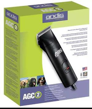 Peladora canina andis agc2 negra nuevas oferta envio gratis!