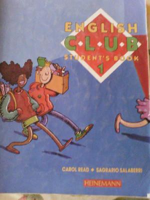 Vendo libros ingles