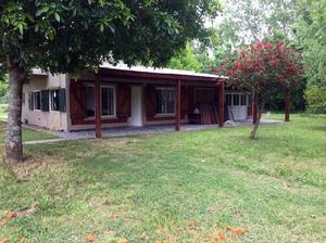 Casa en alquiler estacion gomez (45x90) $18.000