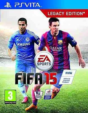 Fifa 15 - legacy edition (ps vita) reino unido región de im