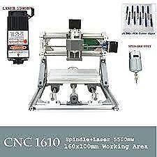 Maquina de corte laser 5500mw laser router cnc