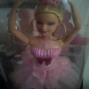 Muñeca barbie balet original
