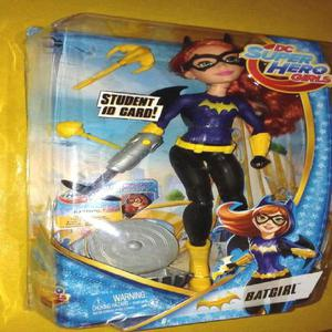 Muñeca super hero dc batgirl