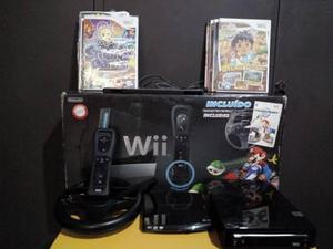 Nintendo wii consola de juegos envio gratis capital