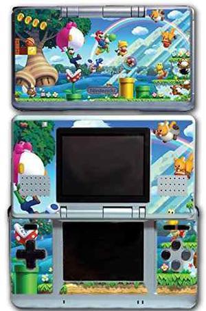 Nuevo super mario bros 2 tierra 3d luigi goomba juego de vi