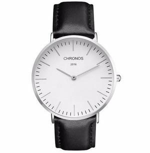 Reloj pulsera philip belford hombre elegante minimalista
