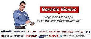 Soporte tecnico y especialistas en ricoh, hp, brother,