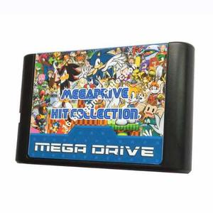 Sega megadrive everdrive all games en tu sega