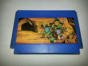 Tortugas ninjas 2 - family game